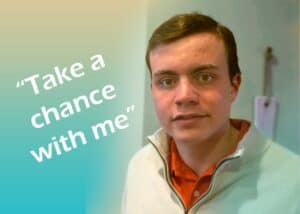 Positive Autism - Take a chance with me