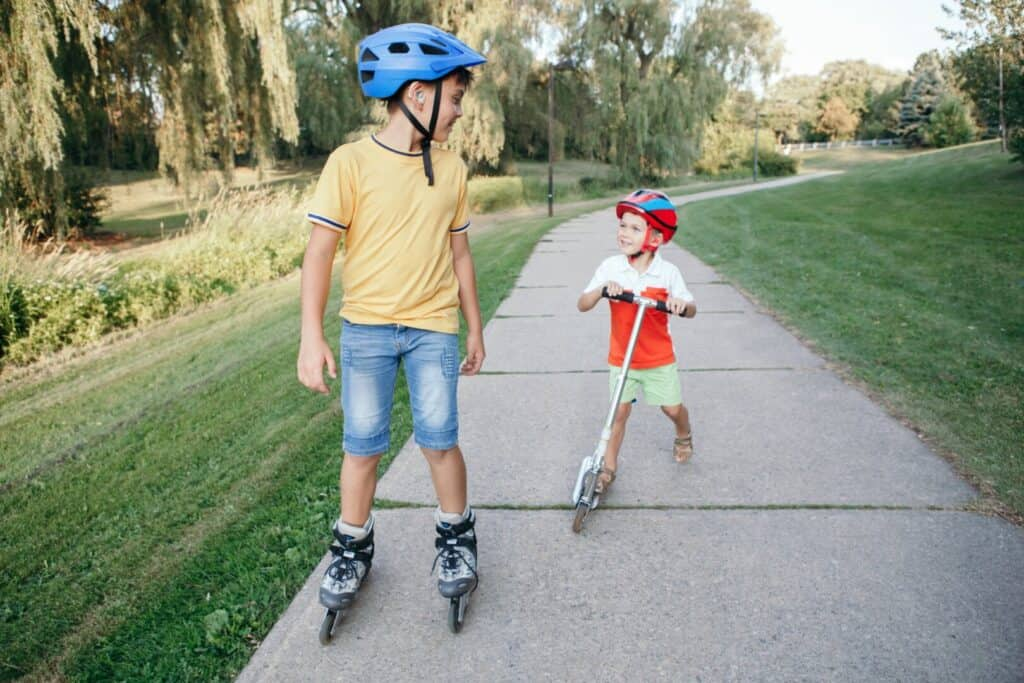 Exercise can benefit kids with Autism